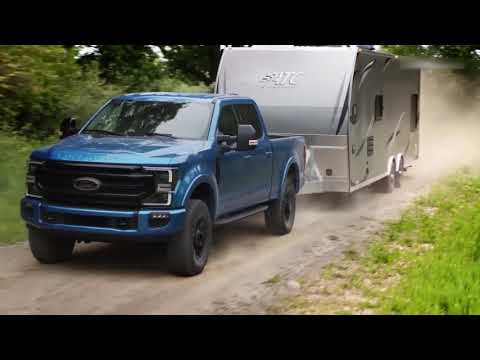 2020 Ford F Series Super Duty Tremor