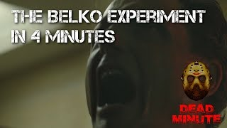 Dead Minute #27 The Belko Experiment Film in 4 Minutes (2016)