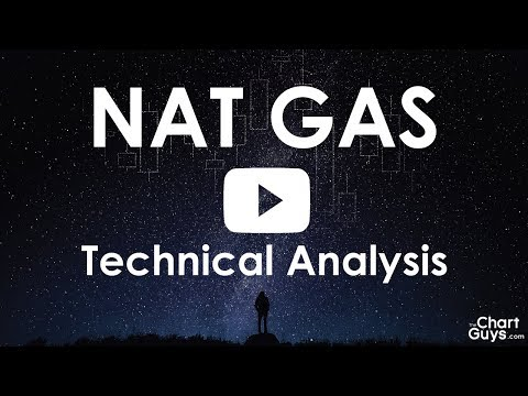 NATGAS Technical Analysis Chart 04/25/2018 by ChartGuys.com