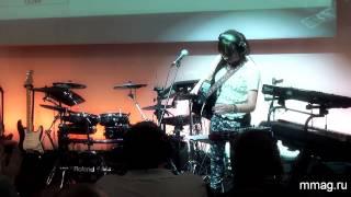 mmag ru: Musikmesse 2014 - презентация Roland Boss VE 2 - вокальный гармонайзер