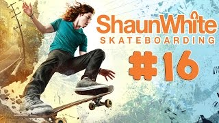 Shaun White Skateboarding - Walkthrough - Part 16 (PC) [HD]