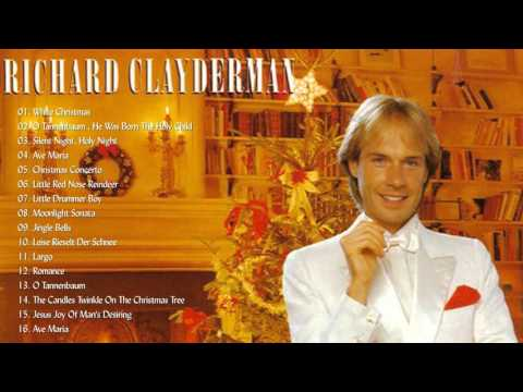 Richard Clayderman Greatest Hits   Richard Clayderman Christmas Songs