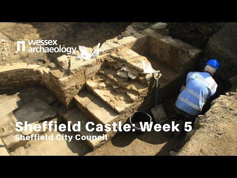 Sheffield Castle - Week 5