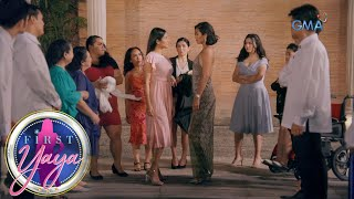 First Yaya: How to walk like a queen | Episode 40