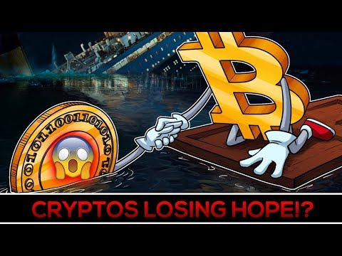 Are People Losing Hope In Crypto? (SURPRISING ANSWER!)