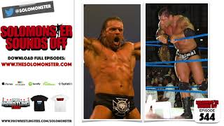 How Popular Was Triple H vs. Batista Heading Into Wrestlemania 21