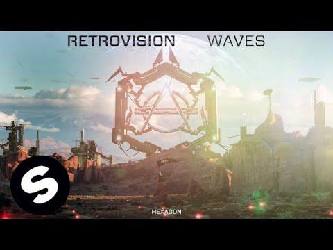RetroVision - Waves