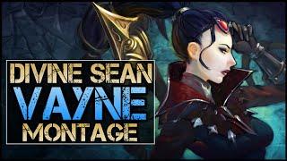 DivineSean Vayne Montage - Best Vayne Plays