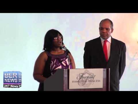 Bermuda Health Foundation Award Luncheon, June 20 2014
