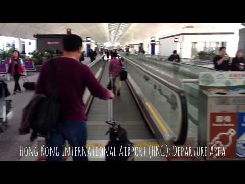 Airports: Taiwan vs. Hong Kong