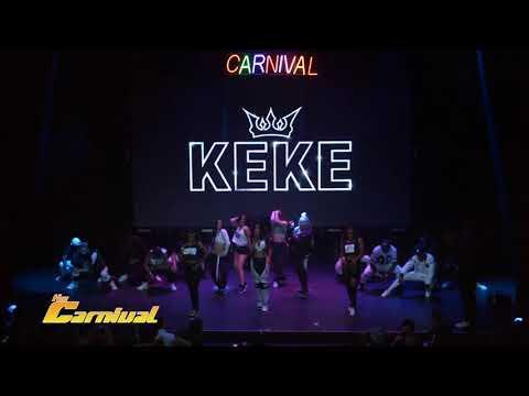 Keke Palmer  'Bossy' Live at Carnival