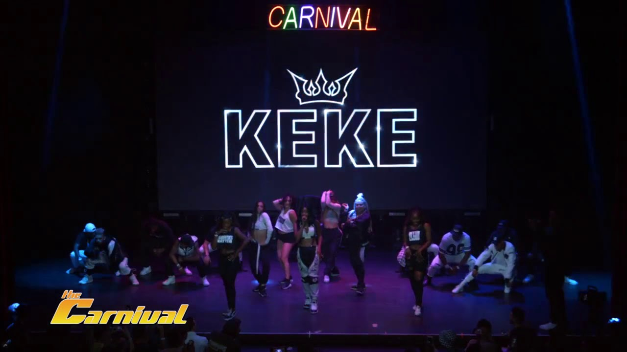 Download Keke Palmer - 'Bossy' (Live at Carnival)