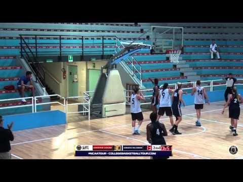 Longwood Lancers vs Adriatic Sea Sirens - College Basketball Tour