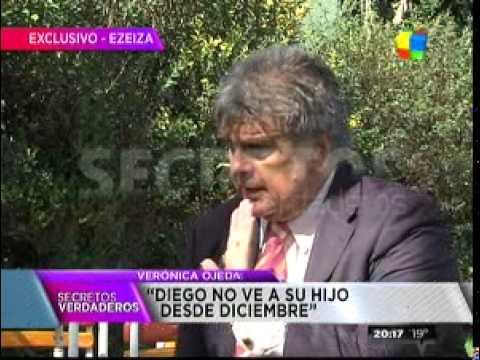 Verónica Ojeda en Secretos Verdaderos con Luis Ventura
