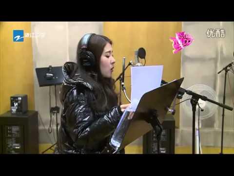 《娛樂夢工廠》張碧晨演唱江南1970主題曲,自爆