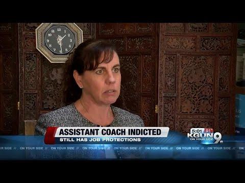 Job protections cover UA assistant coach