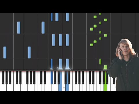 As It Is - Dial Tones - Piano Tutorial