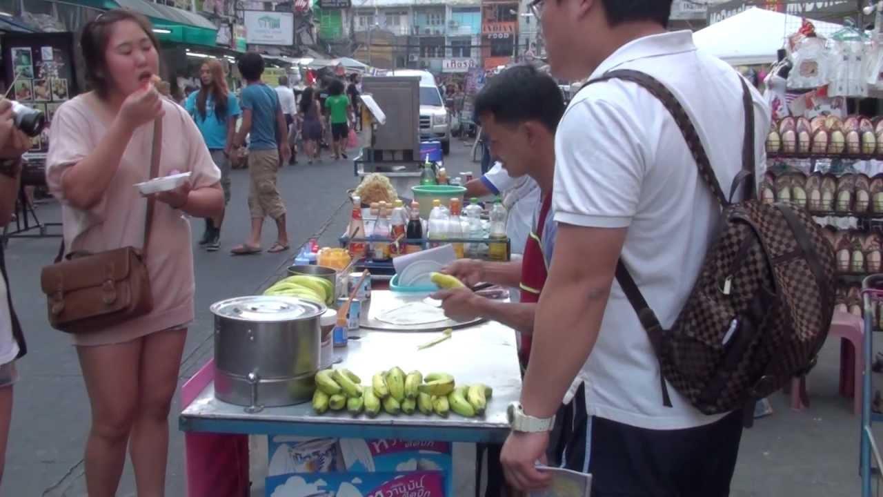 Mexico Street Food Walkthrough