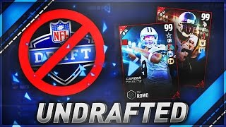 THE BEST UNDRAFTED PLAYERS OF ALL TIME! Madden 17 Squad Builder