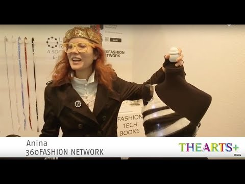 The Arts+ Conference Frankfurt Book Fair 360Fashion Network Exhibition
