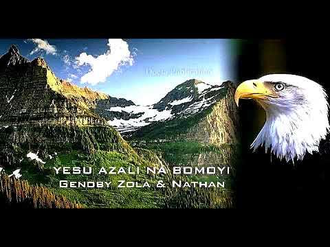 """Genoby Zola & Nathan Ds """"YESU AZALI NA BOMOYI"""""""