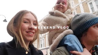 Day in London, Dolittle Premier & Home Additions | WEEKEND VLOG | Rhiannon Ashlee Vlogs