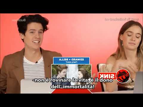 "COLE SPROUSE e HALEY LU RICHARDSON ""shippi o affondi?""+ Cole in incognito su internet"