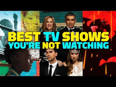 Best TV Shows You're (Probably) Not Watching From 2018