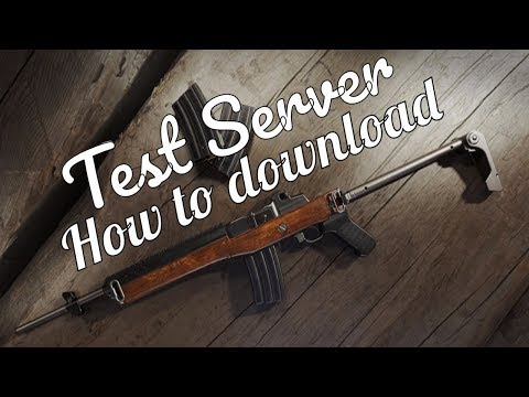 How to Download PUBG Test Server 👍