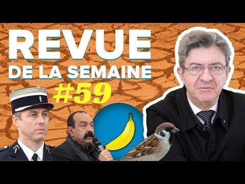 #RDLS59 : ARNAUD BELTRAME, SOCIAL, EXTRÊME DROITE, OISEAUX, EAU