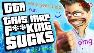 WHO MADE THIS MAP?!   GTA 5 thumbnail