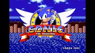 Sonic Double Dash (Genesis) - Walkthrough