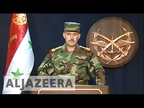 Syrian soldiers push through ISIL, 'reach Iraqi border'