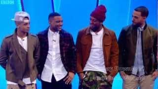JLS On Friday Download CBBC | 14/12/12 | HD