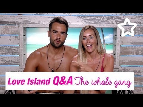 Love Island | Superdrug | Q+A | Remaining Islanders