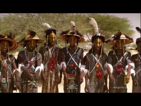 Beautiful Wodaabe Women Pompador's