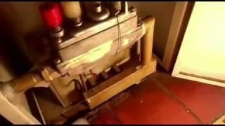 Урок 4 - Як почистити котел від сажі.