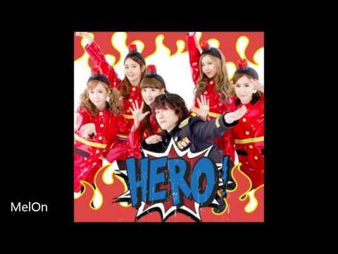 [MP3] Kim Jang Hoon, Crayon Pop (김장훈, 크레용팝) - Hero [Digital Single]