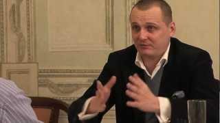 Vít Bárta / Radim Jančura - doprava v ČR - Debatní klub