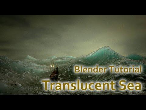 Blender Tutorial - Ivan Aivazovsky Style Seascape