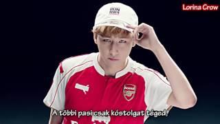 Monsta X -  신속히 (Rush) Perf. ver. [hun sub]