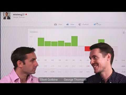 Meet eToro Popular Investor George Thomson (misterg23)