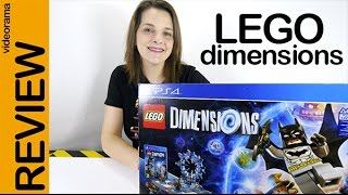 lego dimensions review y gameplay en espaol   4k uhd
