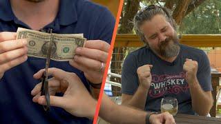 Restore a Cut Dollar Bill Instantly (w/ Alan Paoletti)