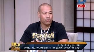العاشرة مساء  أطفال مصر يتربعون على عرش