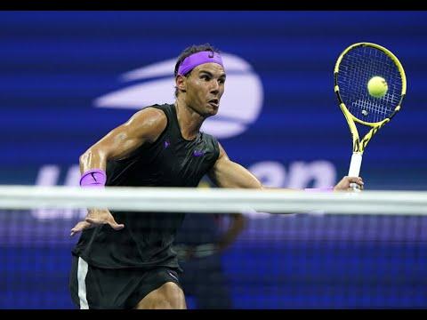 Diego Schwartzman Vs Rafael Nadal Extended Highlights | US Open 2019 QF