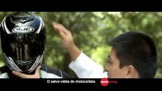 Video Airbag Denko 30'' - O Salva Vidas do Motociclista download MP3, 3GP, MP4, WEBM, AVI, FLV Agustus 2018