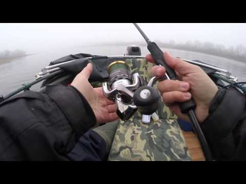 Как быстро смазать рыболовную(безынерционную/спиннинговую) катушку прямо на рыбалке