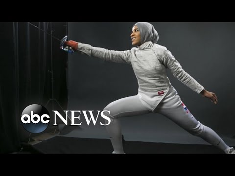 Rio Olympics | Muslim American First Team USA Member to Wear a Hijab