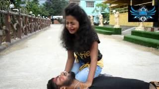 Katra katra ankho se kyu bahati hai bajburi song - New Star